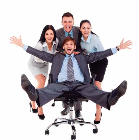 Las recetas de la Felicidad: también aplicables al trabajo