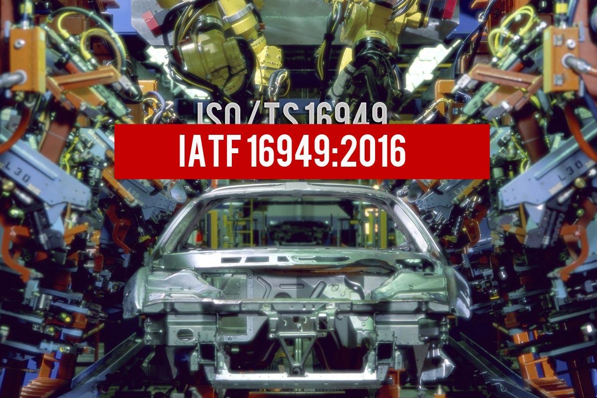 Auditor Interno IATF 16949:2016