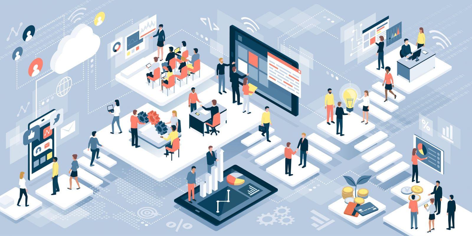 Liderar y Gestionar Equipos Virtuales