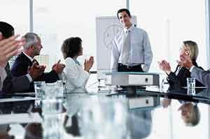 Comunicación Ante un Grupo de Personas
