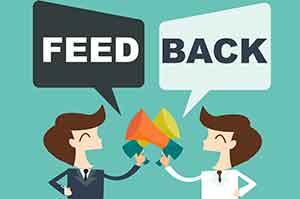 Dar feedback constructivo