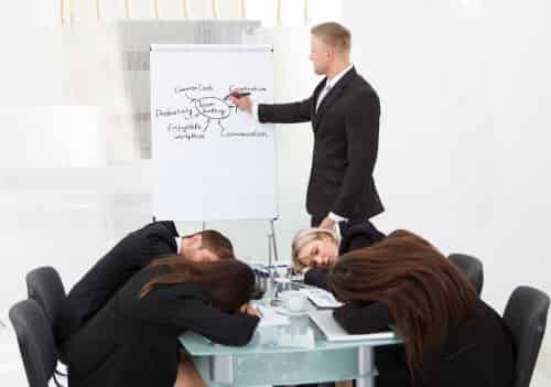 Optimizar las reuniones de trabajo